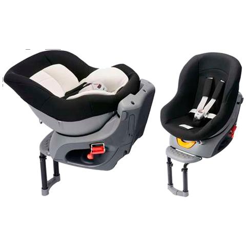 Автомобильное кресло детское, черное AM803