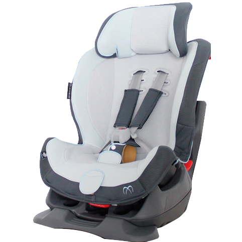 Кресло детское автомобильное, серое ALC450E