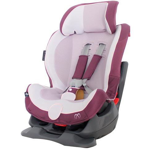 Детское автомобильное кресло, розовое ALC451E