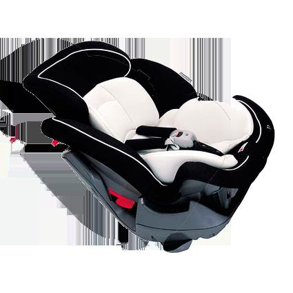 Кресло автомобильное детское, черное AM680/ AM680E