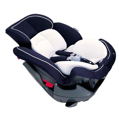Автокресло для ребенка, темно-синее AM681/ AM681E