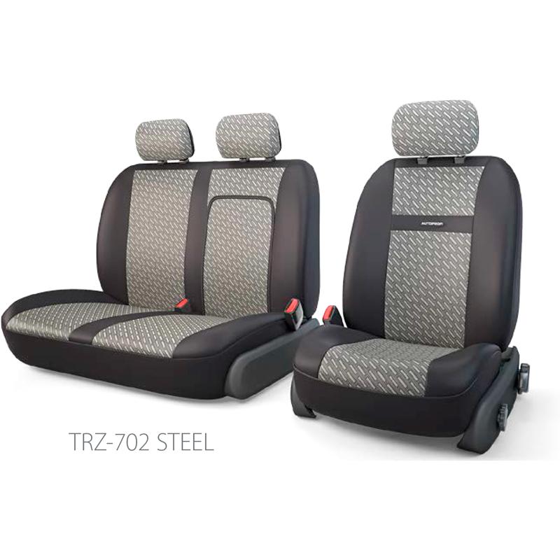 Чехлы TRZ-702 STEEL