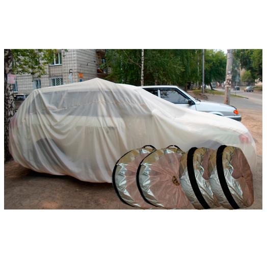 Набор Защита автомобиля