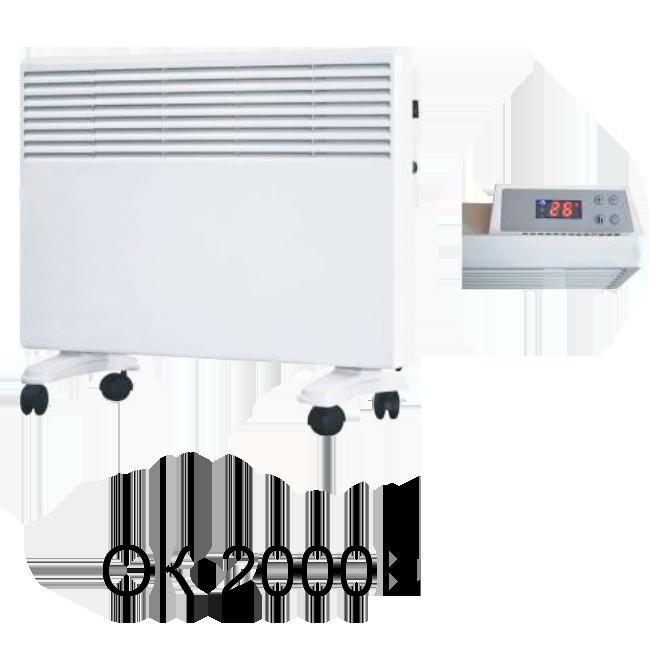 Конвектор  ОК-2000Е (LED)  2 кВт , серия