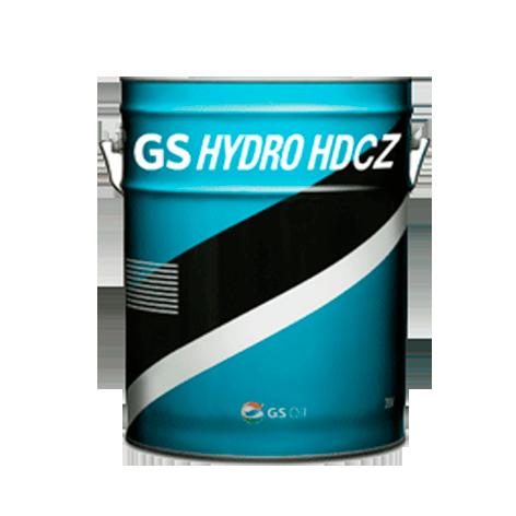 Масло гидравлическое экскаваторное GS HYDRO HDCZ 68, 18л (t потери текуч. -39 С)