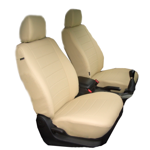 Чехлы для Mazda  6 хетчбэк 2002-2008, белая кожа аригон