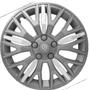 """Колпаки на колеса серия """"Sparco"""". """"Xtraleggera"""". Комплект. Цвет черный и серый,  серебро. 14"""""""