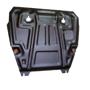 Защита КПП для Lexus  LX 570 , V - 5,7, год 2008-, сталь  2 мм, арт. 1.5715.3