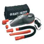 Пылесос BLACK AND DECKER